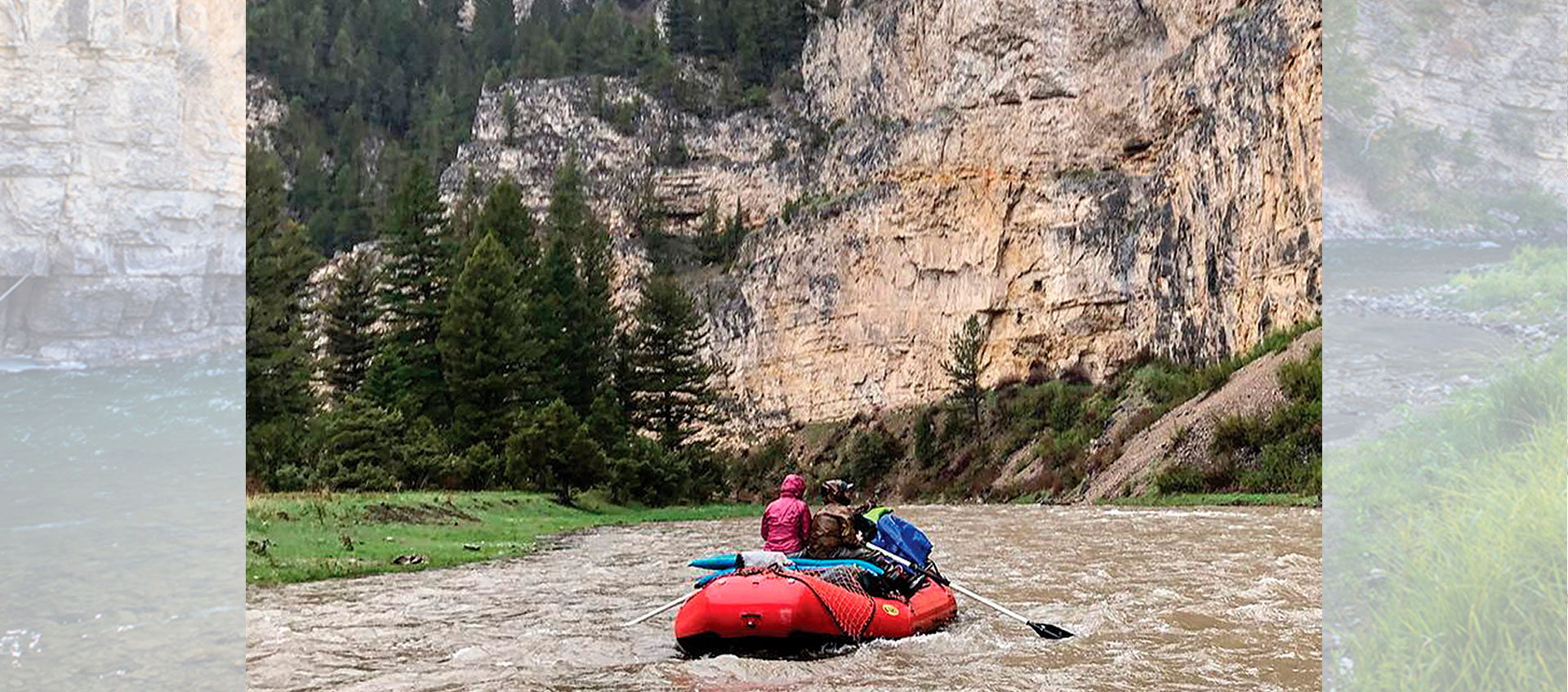 Fly Fishing Float Trip on the Smith River, Montana