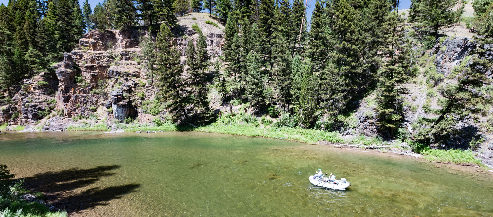 Fly Fishing Trip on the Smith River Montana