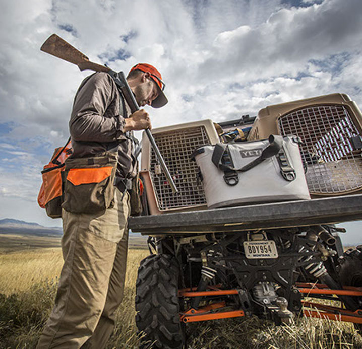 Pro Outfitters | Bird Hunting Outfitter & Guide in Montana