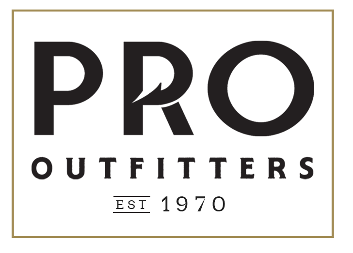 Pro Outfitters   Established in 1970