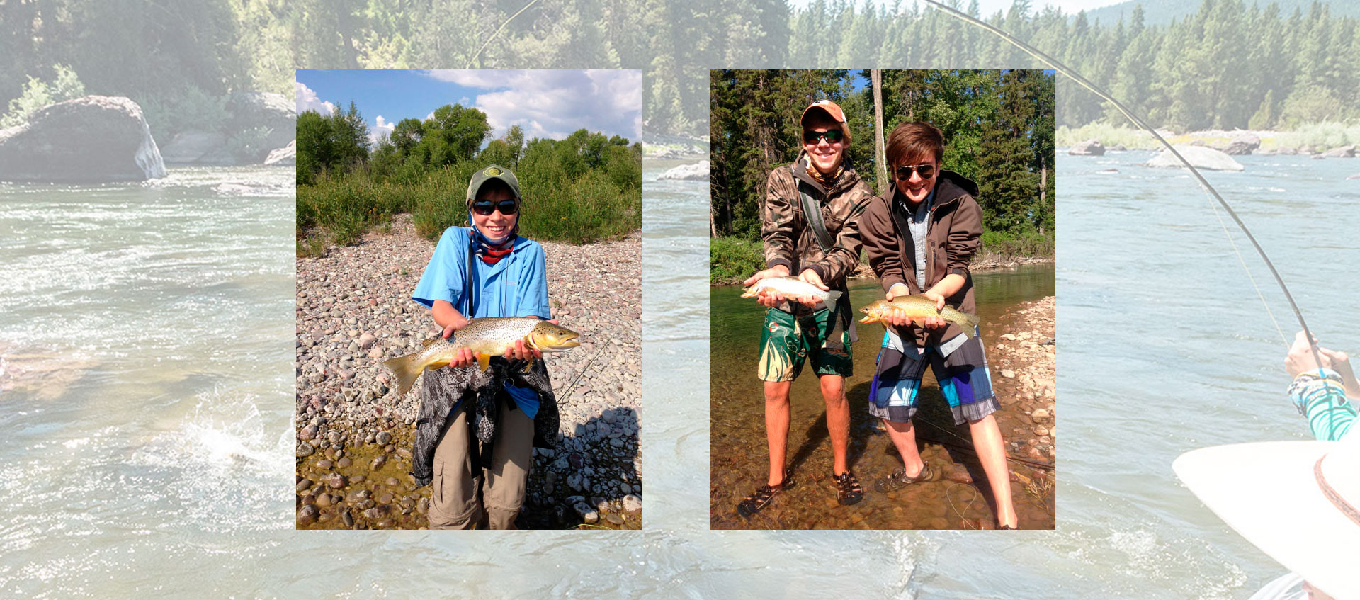 Pro Outfitters - Kids Fly Fishing Camp in Montana